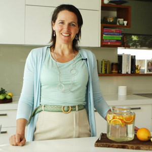 Sally Mathrick, naturopath and detox expert